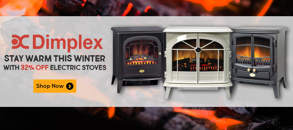 Up to 32% Off Dimplex Electric Stoves