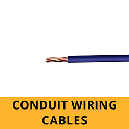 Conduit Wiring Cable