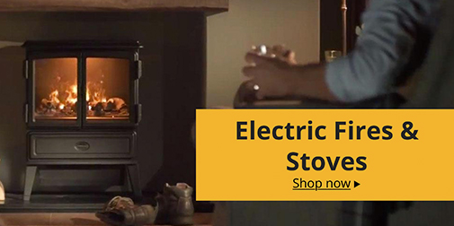 Electric Fires and Stoves