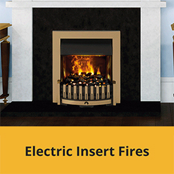 Electric Insert Fires