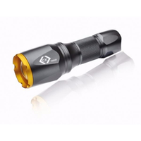 C.K Tools 150 Lumen Bright IP64 Rated Large LED Hand Torch Flashlight