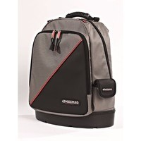 C.K Magma Rucksack Bag for Tool & Document Storage with Plastic Base