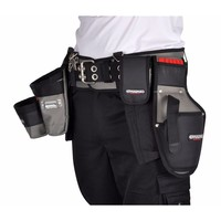 C.K Magma Builders Premium Heavy Duty Padded Toolbelt & Pouch Set