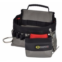 Weatherproof Electricians Tool Storage Belt Pouch by C.K Magma