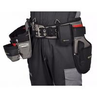 C.K Magma Professional Toolbelt Set with Padded Belt Drill Holster & Tool Pouch