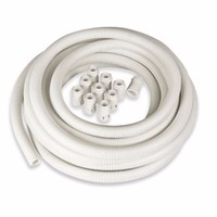 Term Tech 25mm Flexible Conduit Contractor Pack - White
