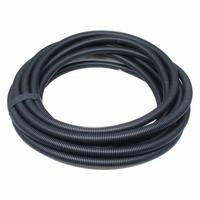 Termination Technology 25mm Black Flexible Electrical Corrugated Conduit Plastic PVC Pipe