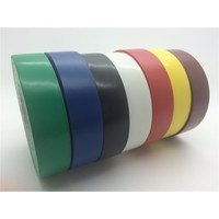 Zexum 19mm 33m Electrical Adhesive PVC Insulation Tape Flame Retardant