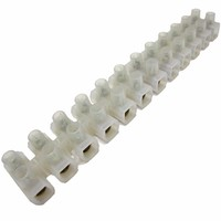 Zexum 15A 12 Way Terminal Connector Strip