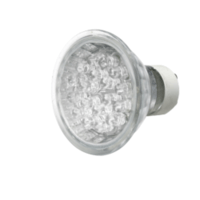 KnightsBridge GU10 Retrofit Coloured LED Bulb