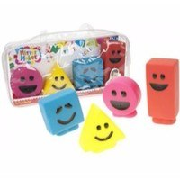 Mister Maker Set Of 4 Mister Maker Official CBeebies Bath Squirter Toy
