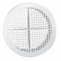 Stadium 76mm Round Roof Soffit Vent Ventilator
