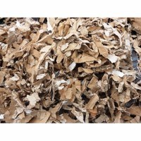 Zexum Clean Recycled Cardboard Shavings Packaging Compost