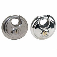 Kasp 160 Series High Security Stainless Steel Disc Padlock Heavy Duty