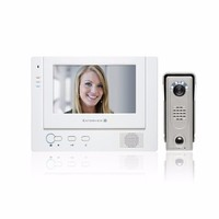 ESP Enterview Camera Colour Video Door Entry System Security Monitor Intercom Kit