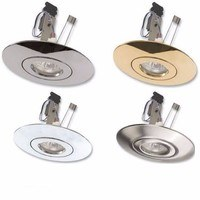 Eterna LED Compatible Recessed Downlight Hole Converter Lighting Fixture Kit