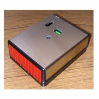 Knight Panic Button Personal Attack Alarm Latching/Non–Latching Stainless Steel