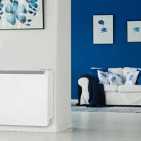 Elnur 3.4kW Automatic Static Night Charge Storage Heater