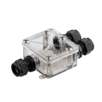 IP68 3 Way 3 Core 5-14mm Waterproof Cable Connector Junction Box by KnightsBridge