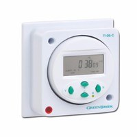 Greenbrook 7 Day 24 Setting Electronic Digital Immersion Heater Timer with Battery Backup