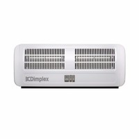 Dimplex 6kW Electric Over Door Heater Multi-directional Down Flow Fan