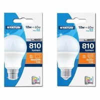 Status 10W Warm White Retrofit LED GLS Light Bulb