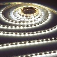 Cool White 12V LED IP20 Flexible Indoor Internal Rope Lighting Strip by KnightsBridge