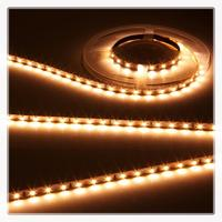 KnightsBridge Warm White 12V LED IP67 Flexible Outdoor Rope Lighting Strip - 5 Meter