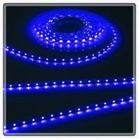 KnightsBridge Blue 24V LED IP20 Flexible Indoor Rope Lighting Strip - 20 Meter
