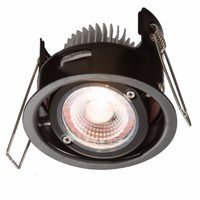 KnightsBridge ProKnight Tilted 8W IP65 LED Downlight With No Bezel