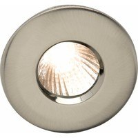 KnightsBridge IP65 Low Voltage MR16 Fire Rated Shower Downlight