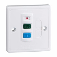 KnightsBridge RCD Safety Fused Spur 30mA Latched Power Breaker Unit