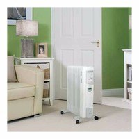 Dimplex 2Kw Oil Filled Electric Portable Column Heater With Programmable Timer