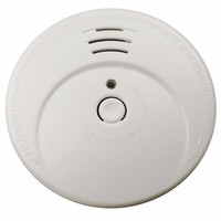 Elro Battery Operated Optical Fire Safety Smoke Detector Alarm