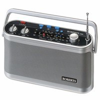 Roberts Classic 954 Large Speaker 3 Band Analogue LW / MW / FM Radio - Mains or Battery Operated