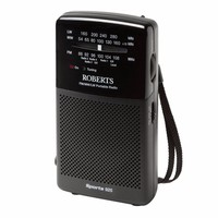 Roberts Sports 925 Portable 3 Band Battery Radio