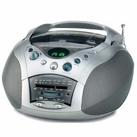 Roberts Portable Swallow Boombox CD Player & 3 Band LW / MW / FM Radio