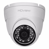 ESP 3.6mm Fixed 1.3MP AHD CCTV Enhanced Dome Camera - White