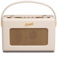 Roberts RD60 Revival DAB FM Vintage Retro Digital Radio With Aux