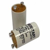 4-80W Fluorescent Lamp Light Bulb Starter With Mylar Condenser by Zexum