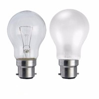 Status 100W BC B22d Incandescent GLS Light Bulb