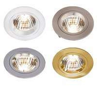KnightsBridge MR16 Die-Cast 50mm 12V Low Voltage Fixed Downlight