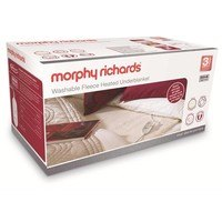 Morphy Richards Double Fleece Dual Control Heated Electric Blanket