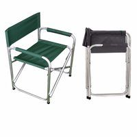 Zexum Folding Director's Canvas Garden Chair