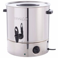 Burco 20L Electric Water Boiler - Stainless Steel