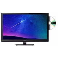 "Blaupunkt 24"" HD LED TV with DVD Player"