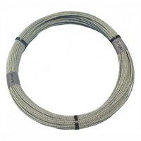 Zexum 3mm Catenary Wire Steel Rope