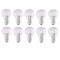 Status Ten Pack Halogen GLS Bulb - Edison Screw (ES)