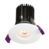 KnightsBridge IP65 Fire Rated COB LED Downlight With Adjustable Colour Temperature