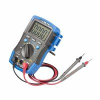 KnightsBridge 10A CAT III 600V True RMS Digital Multimeter with NCV